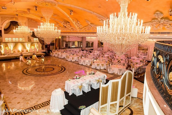 Venue in Mahwah, NJ Pakistani Wedding by A&A Photography and Video