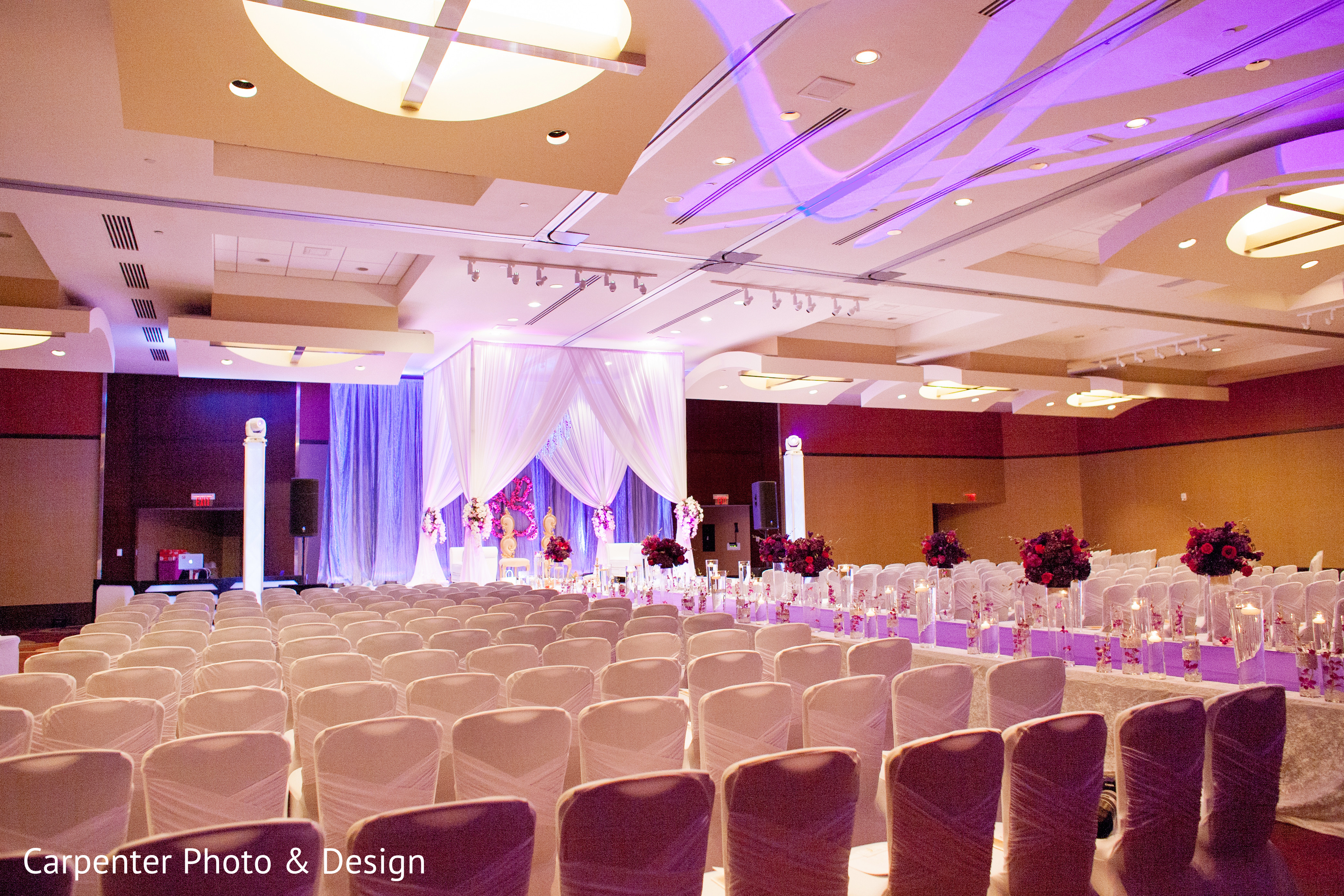Indianapolis, IN Indian Wedding by Carpenter Photo & Design