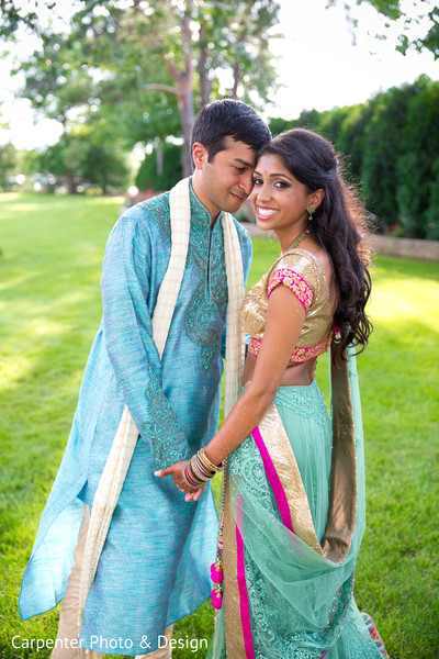 pre-wedding fashion,sangeet portraits,lengha,sherwani,pre-wedding hair and makeup