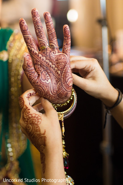 Getting Ready in Philadelphia, PA Indian Wedding by Uncorked Studios Photography