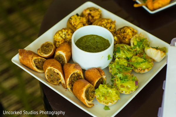 Catering in Philadelphia, PA Indian Wedding by Uncorked Studios Photography