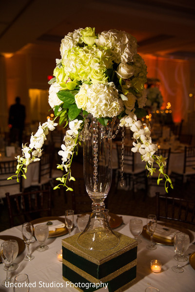 Reception in Philadelphia, PA Indian Wedding by Uncorked Studios Photography