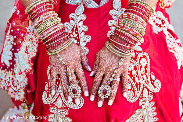 getting ready,ruby,bangles,churis,mehndi