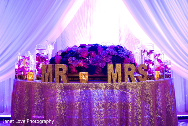 indian wedding reception,reception,reception decor,floral arrangements