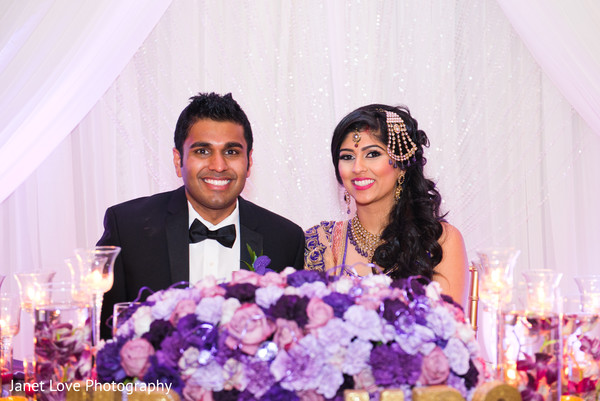 indian wedding reception,reception,reception decor,floral arrangements,flowers,hair and makeup,reception hair and makeup