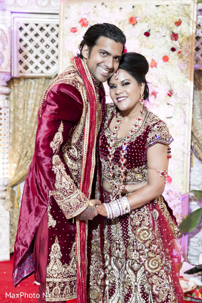 ceremony portraits,bridal fashion,groom fashion,lengha,lengha choli,hair and makeup