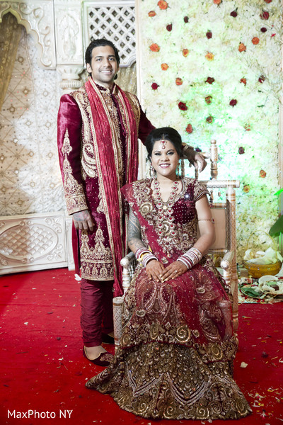 ceremony portraits,lengha,sherwani