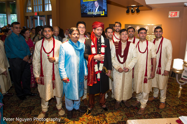 Baraat in Birmingham, AL South Asian Wedding by Peter Nguyen Photography