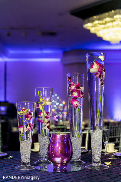 indian weddings,indian wedding reception floral and decor