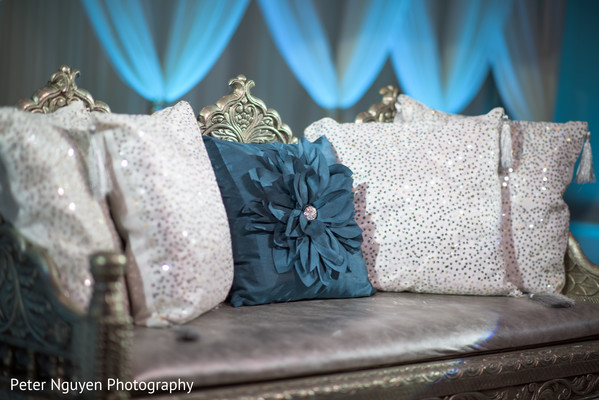 Floral & Decor in Birmingham, AL South Asian Wedding by Peter Nguyen Photography