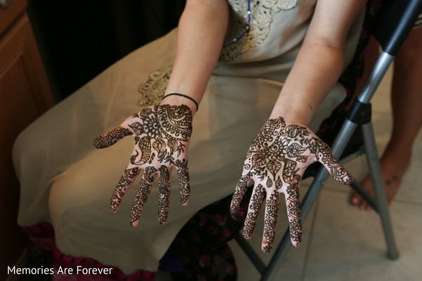 Mehndi in St. Louis, MO Indian Wedding by Memories Are Forever