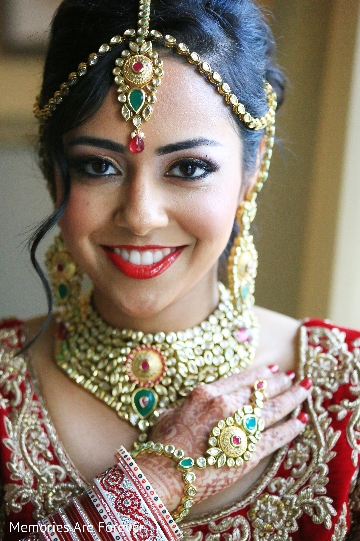 Bridal Portrait Photo 47547 Maharani Weddings