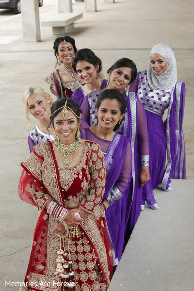 indian bridal party,indian wedding party,indian wedding party portraits,indian bridesmaids,indian bridesmaid outfits