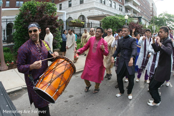 Baraat in St. Louis, MO Indian Wedding by Memories Are Forever