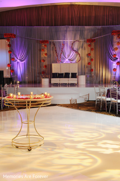 Floral & Decor in St. Louis, MO Indian Wedding by Memories Are Forever