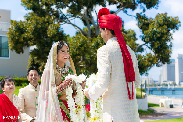 Outdoor Indian Wedding in San Diego, CA Indian Wedding by RANDERYimagery