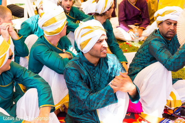Ceremony in New Vrindaban, WV Indian Wedding by Lotus Eyes Photography
