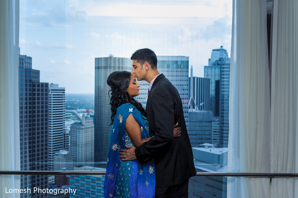 Pre-Wedding Portraits in Dallas, TX Indian Wedding by Lomesh Photography
