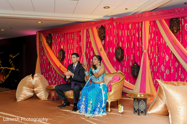 Sangeet in Dallas, TX Indian Wedding by Lomesh Photography
