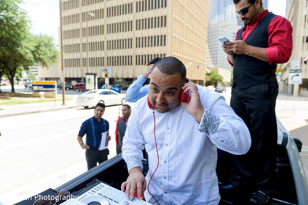 DJs & Entertainment in Dallas, TX Indian Wedding by Lomesh Photography
