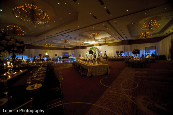 Reception in Dallas, TX Indian Wedding by Lomesh Photography