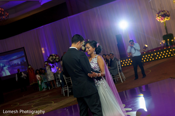 Indian Wedding Reception in Dallas, TX Indian Wedding by Lomesh Photography