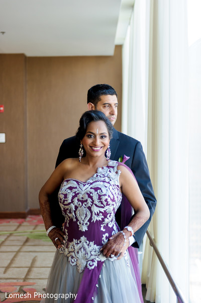 Dallas, TX Indian Wedding by Lomesh Photography