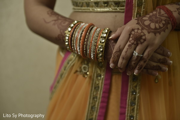 Jewelry & Mehndi in Cebu, Philippines Indian Destination Wedding by Lito Sy Photography