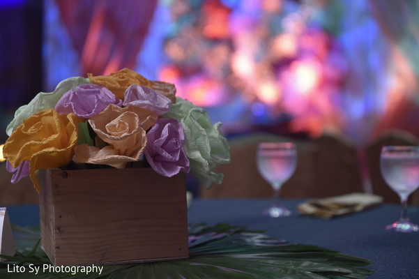 Floral & Decor in Cebu, Philippines Indian Destination Wedding by Lito Sy Photography