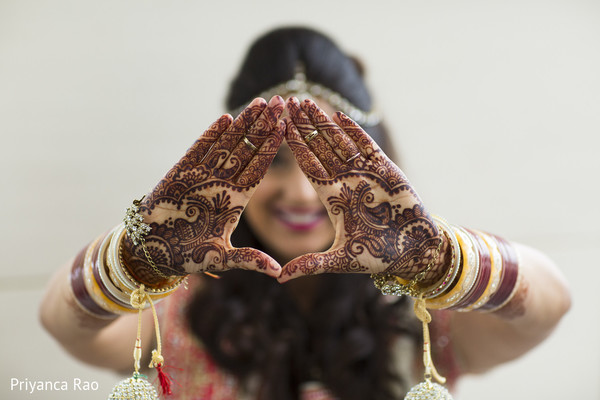 Mehndi in Long Island, NY Indian Fusion Wedding by Priyanca Rao Photography
