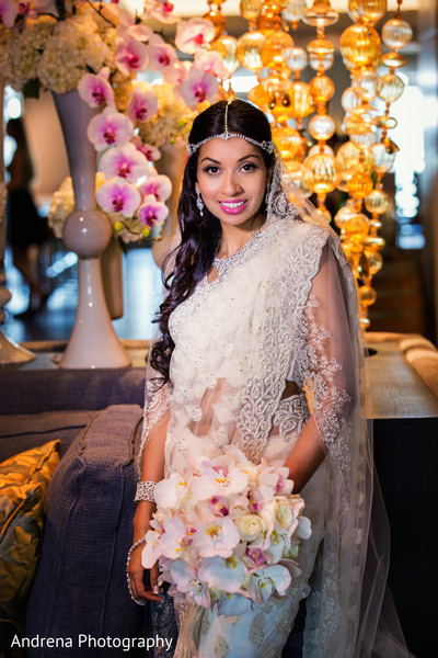 Portraits in Marina del Rey, CA Indian Wedding by Andrena Photography
