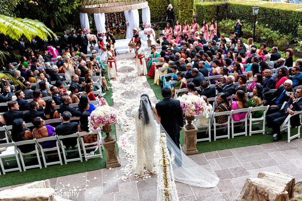 ceremony,outdoor ceremony,indian ceremony,indian wedding ceremony,indian wedding,ceremony mandap,mandap,ceremony decor,floral and decor,aisle decor,wedding venue,wedding venues,venue,venues,outdoor,outdoor indian wedding