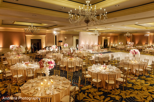 indian wedding reception,reception,reception venue,venue,venues,floral and decor,reception decor
