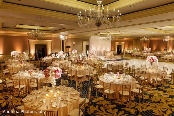 Reception In Marina Del Rey Ca Indian Wedding By Andrena Photography