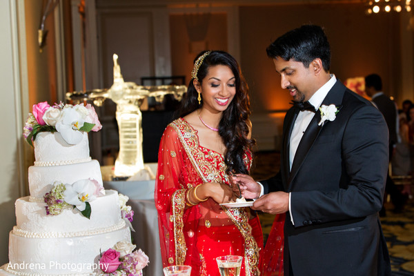 indian wedding reception,reception,cake,wedding cake,cake cutting