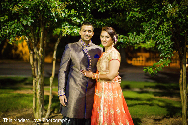 Pre-Wedding Portrait in Atlanta, GA South Asian Wedding by  This Modern Love Photography