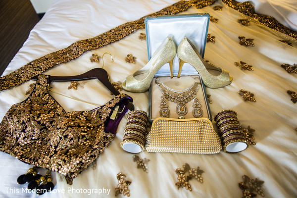 Fashion Details in Atlanta, GA South Asian Wedding by  This Modern Love Photography