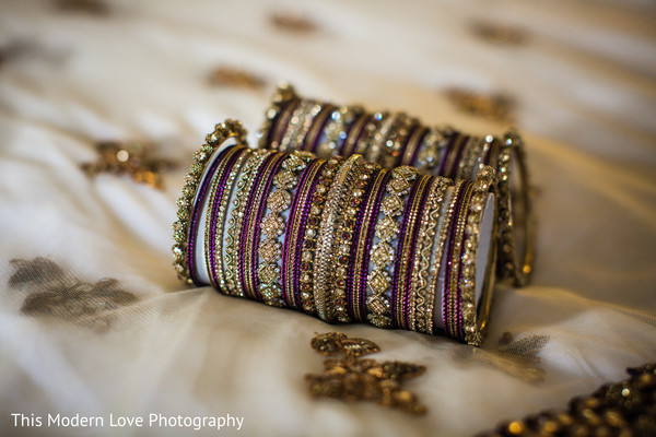 Bangles in Atlanta, GA South Asian Wedding by  This Modern Love Photography