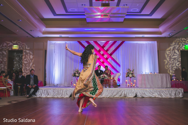 indian wedding reception,reception,performers,entertainment
