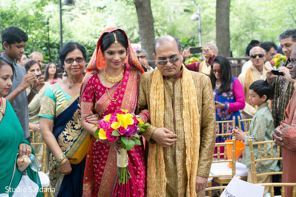 indian wedding ceremony,indian ceremony,indian wedding,outdoor ceremony,bridal bouquet