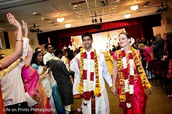 Fusion Wedding in Naperville, IL Indian Fusion Wedding by Life on Prints Photography