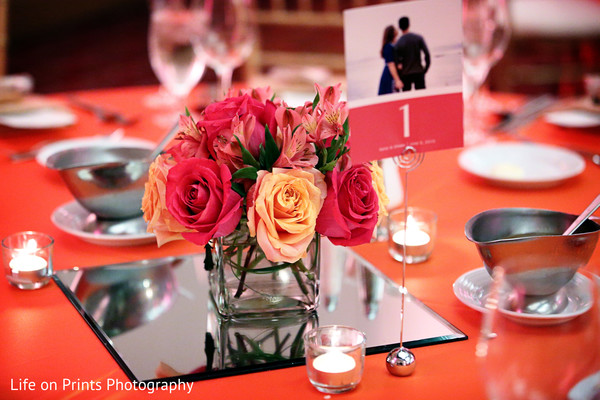 Reception in Naperville, IL Indian Fusion Wedding by Life on Prints Photography