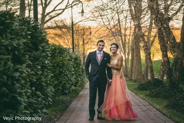 Greensboro, NC Indian Wedding by Vesic Photography | Maharani Weddings