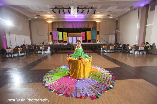 garba,pre-wedding decor