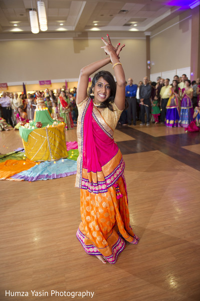 Garba in Grapevine, TX Gujarati Wedding by Humza Yasin Photography