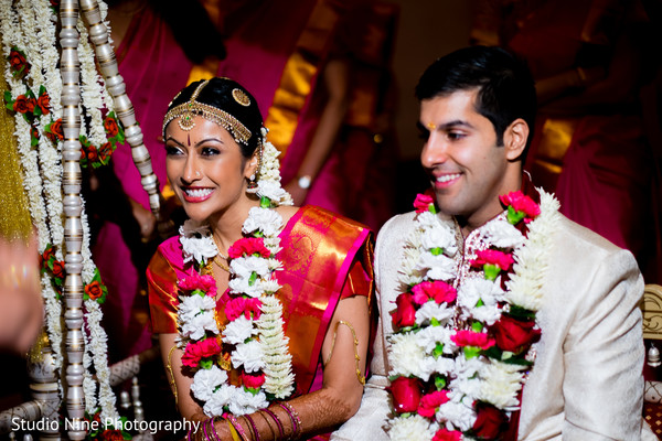 Indian Ceremony in Milford, MA Indian Wedding by Studio Nine Photography