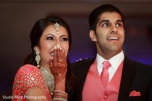 indian wedding reception,reception,mehndi,tikka,earrings