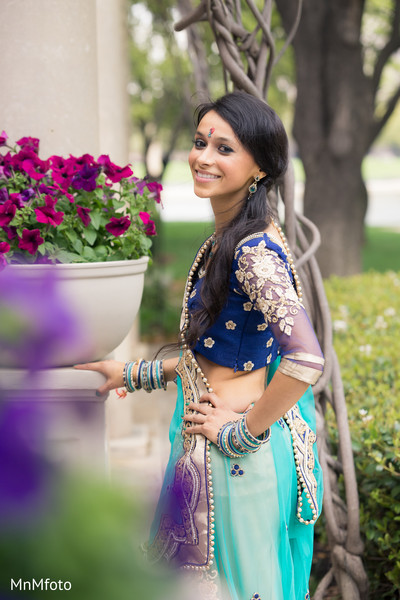Portaits in Dallas, TX Indian Wedding by MnMfoto Wedding Photography