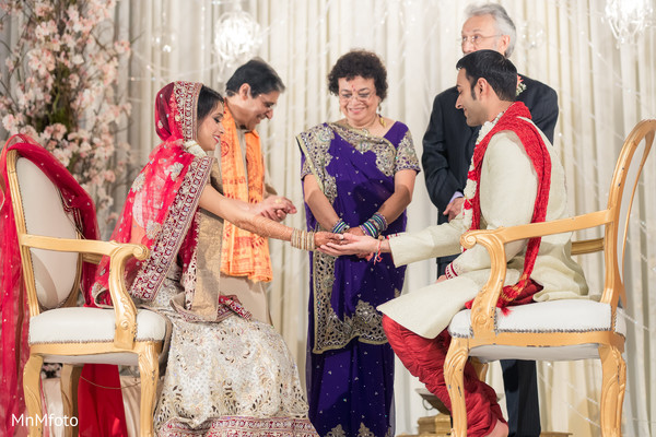 Indian Wedding Ceremony in Dallas, TX Indian Wedding by MnMfoto Wedding Photography