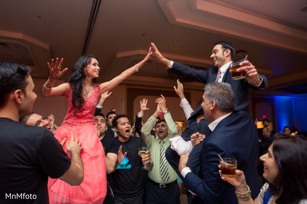 Indian Wedding Reception in Dallas, TX Indian Wedding by MnMfoto Wedding Photography
